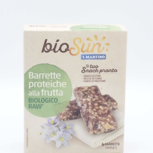 barrette- proteiche- frutta- biologica- raw- vegan- s. martino