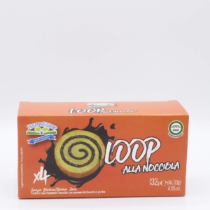 loop- girella- merendina- nocciola- happy farm